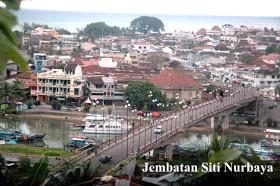 Landmark Kota Padang Jembatan Siti Nurbaya Kaskus