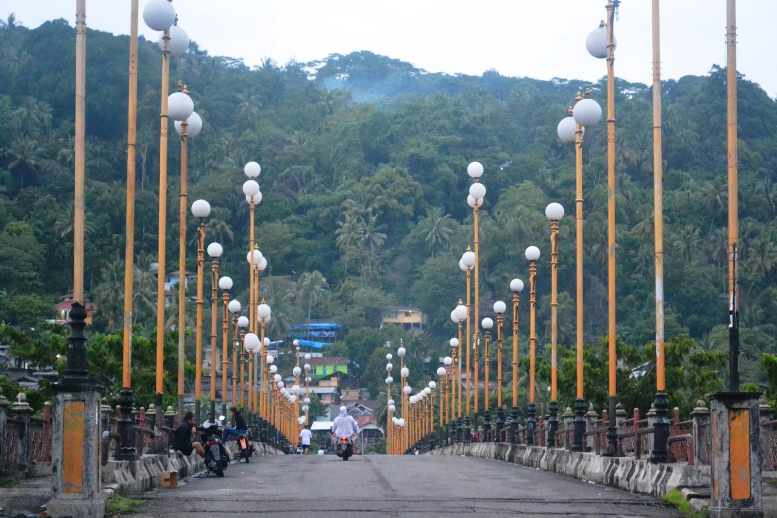 Lima Alasan Bertandang Jembatan Siti Nurbaya Padang Sumatera Barat Teman