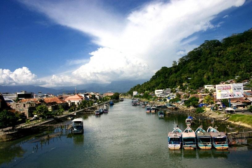 Pemandangan Indah Gunung Padang Lalidi Mengunjungi Tempat Wisata Kota Tidak