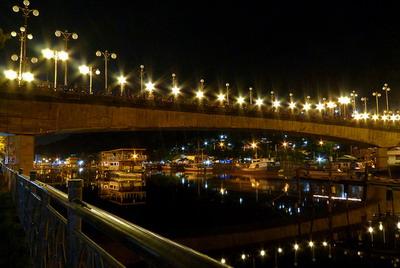 Pesona Jembatan Siti Nurbaya Kota Padang
