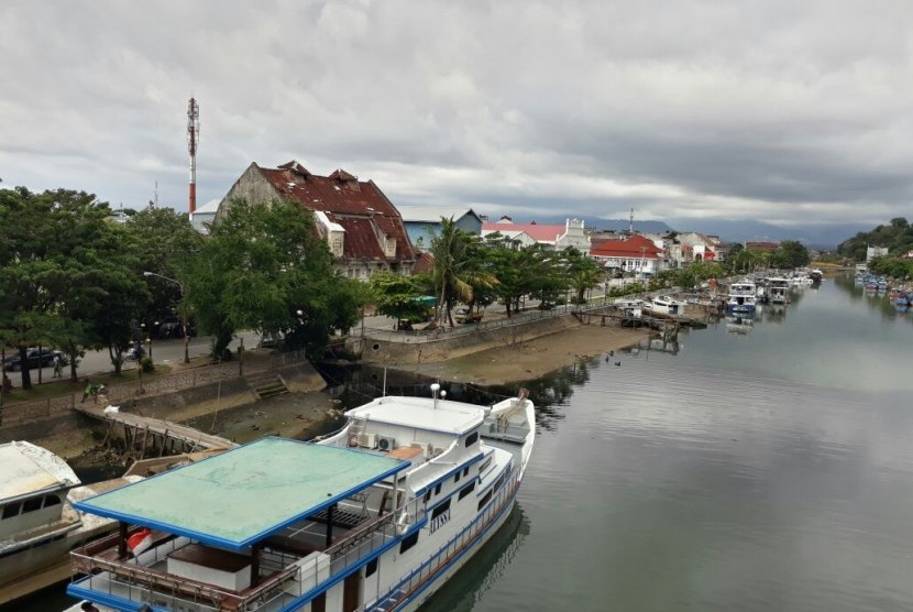 Piomfest Asyik Nikmati Musik Jembatan Siti Nurbaya Sungai Batang Arau