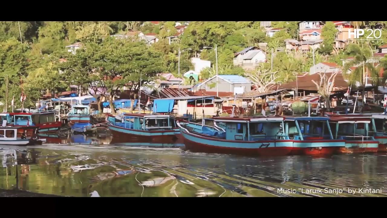 Senja Kota Tua Padang Jembatan Siti Nurbaya Youtube