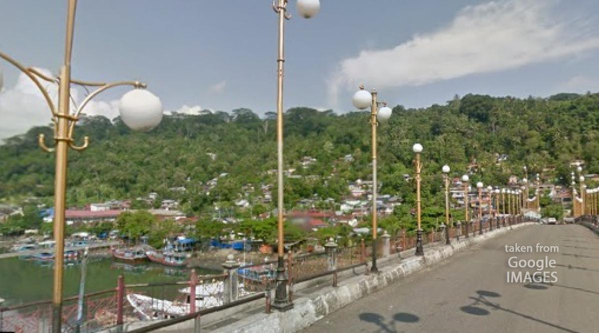 Sumatera Barat Indonesia Holiday Network Siti Nurbaya Kota Padang Jembatan