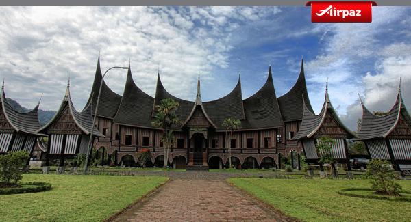 Jalan Kota Padang Sumatera Barat Airpaz Blog Miniatur Makkah