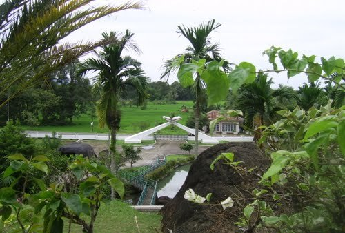 Kumpulan Minang Mekah Mini Libuk Minturun Kota Padang Pemandangan Bukit
