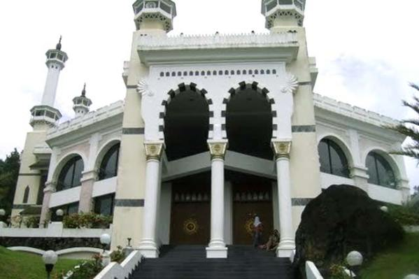 Liburan Religi Yuk Miniatur Makkah Mini Padang Kota