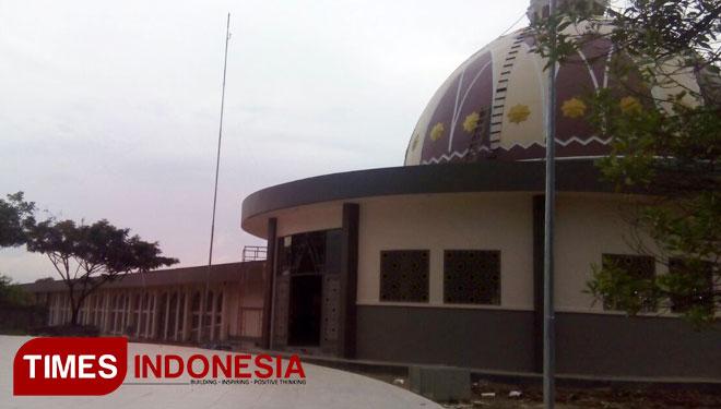 Mantabs Sumsel Punya Miniatur Makkah Times Indonesia Kaabah 287oqg Jpg