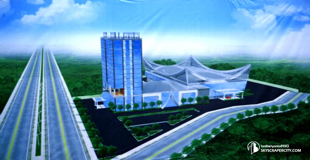 Micc Destinasi Padang Miniatur Makkah Kota