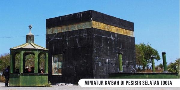 Miniatur Ka Bah Pesisir Selatan Jogja Wisata Yogyakarta Makkah Kota