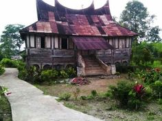 Nagari Pariangan Pesona Salah Satu Desa Terindah Dunia Sumatera Miniatur