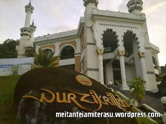 Sistem Informasi Manajemen Objek Wisata Manasik Haji Miniatur Miantur Mekah