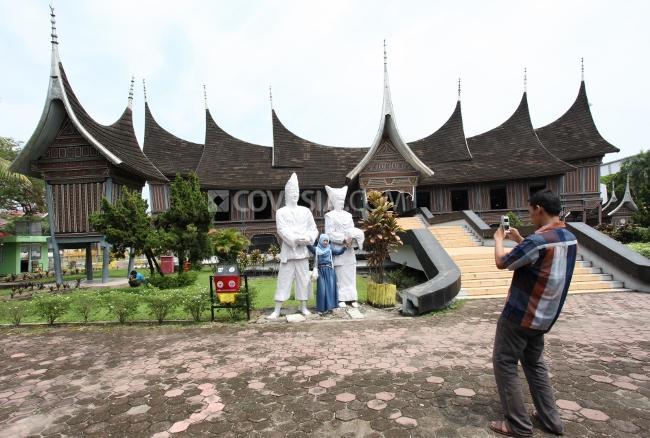 Tempat Wisata Padang Menarik Dikunjungi 10 Miniatur Makkah Kota