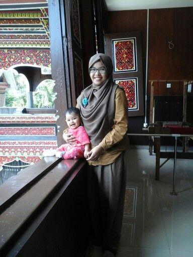10 Museum Adityawarman Kota Padang Sumatera Barat Indonesia Bersama Malalatou