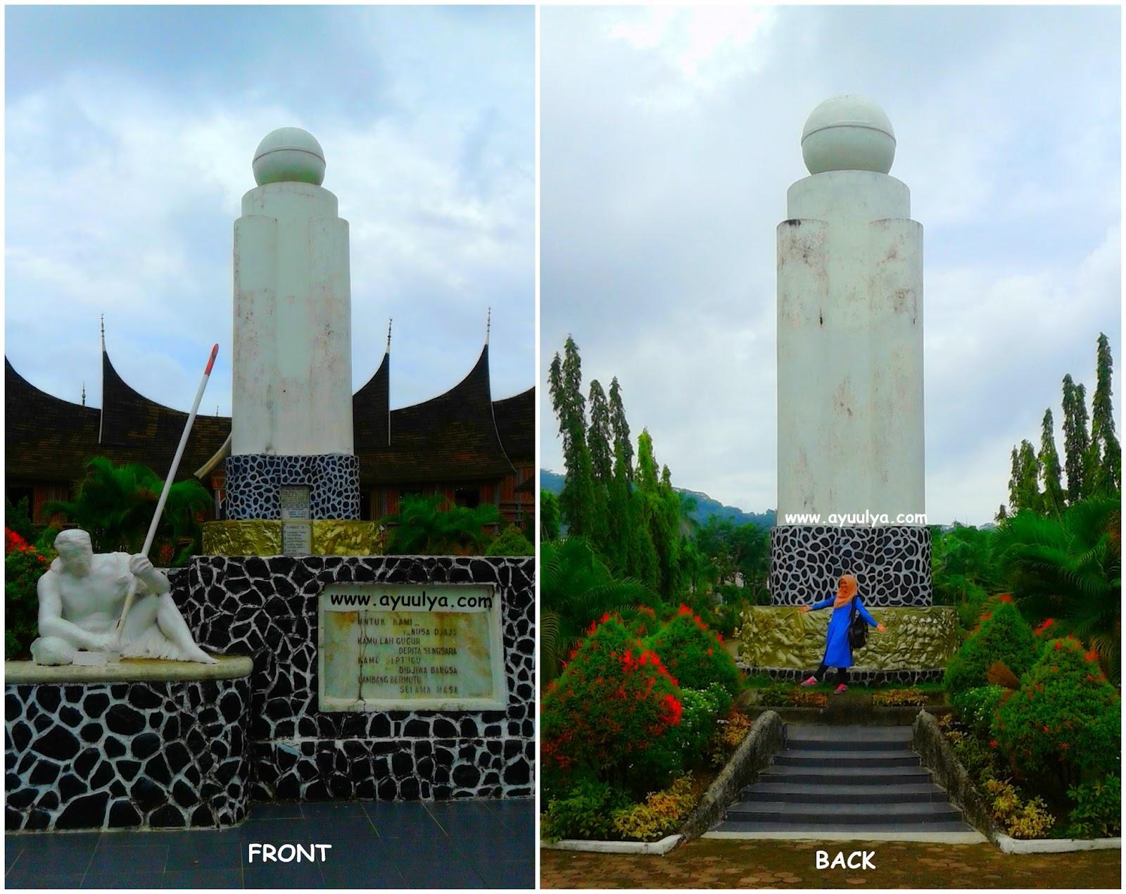 5 Keunikan Museum Adityawarman Kota Padang Blog Ayu Ulya Sumatera