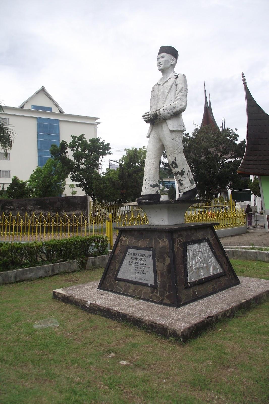 Explore Kota Padang Museum Adityawarman Gyen09 Bdg Aziz Chan Musium