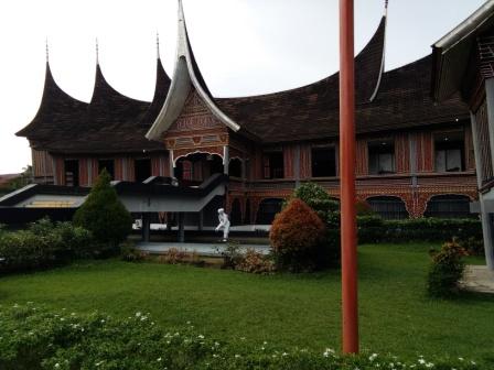 Kesan Mengunjungi Museum Adityawarman Padang Jamgadang04 Musium Kota
