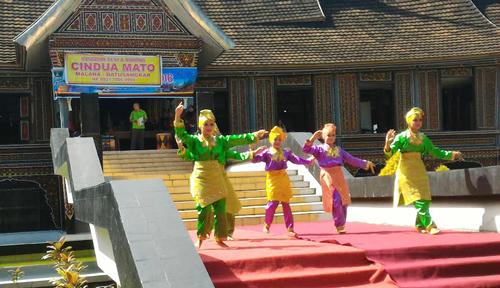 Museum Adityawarman Atraksi Budaya Tingkatkan Kunjungan Kepala Musium Kota Padang