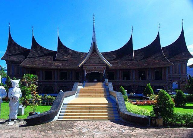 Museum Adityawarman Kota Padang Budaya Instagram Post Indonesia Travel 25