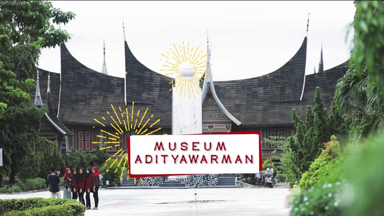 Museum Adityawarman Kota Padang Sumatera Barat Youtube Musium