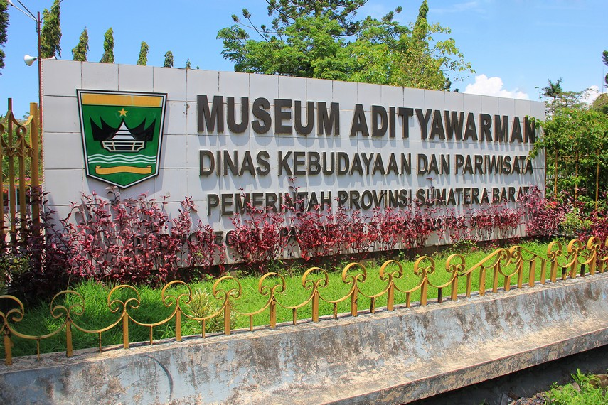 Museum Adityawarman Napak Tilas Khazanah Budaya Sumatera Barat Dibangun Sebagai