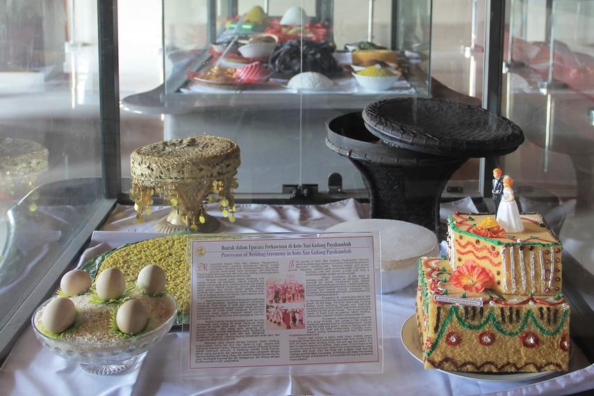 Museum Adityawarman Napak Tilas Khazanah Budaya Sumatera Barat Replika Kuliner