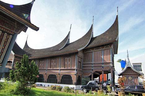 Museum Adityawarman Padang Bangunan Musium Kota