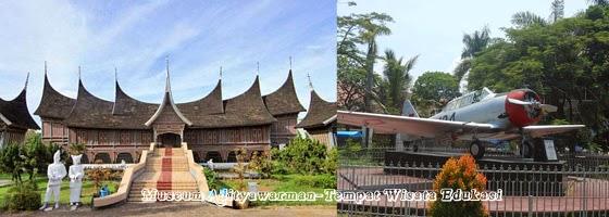 Museum Adityawarman Padang Tentang Tempat Wisata Edukasi Musium Kota