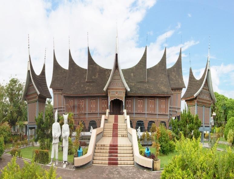 Museum Adityawarman West Sumatra Padang Indonesia Musium Kota