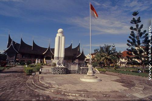 Museum Negeri Provinsi Sumatera Barat Adityawarman Terletak Jl Diponegoro 10