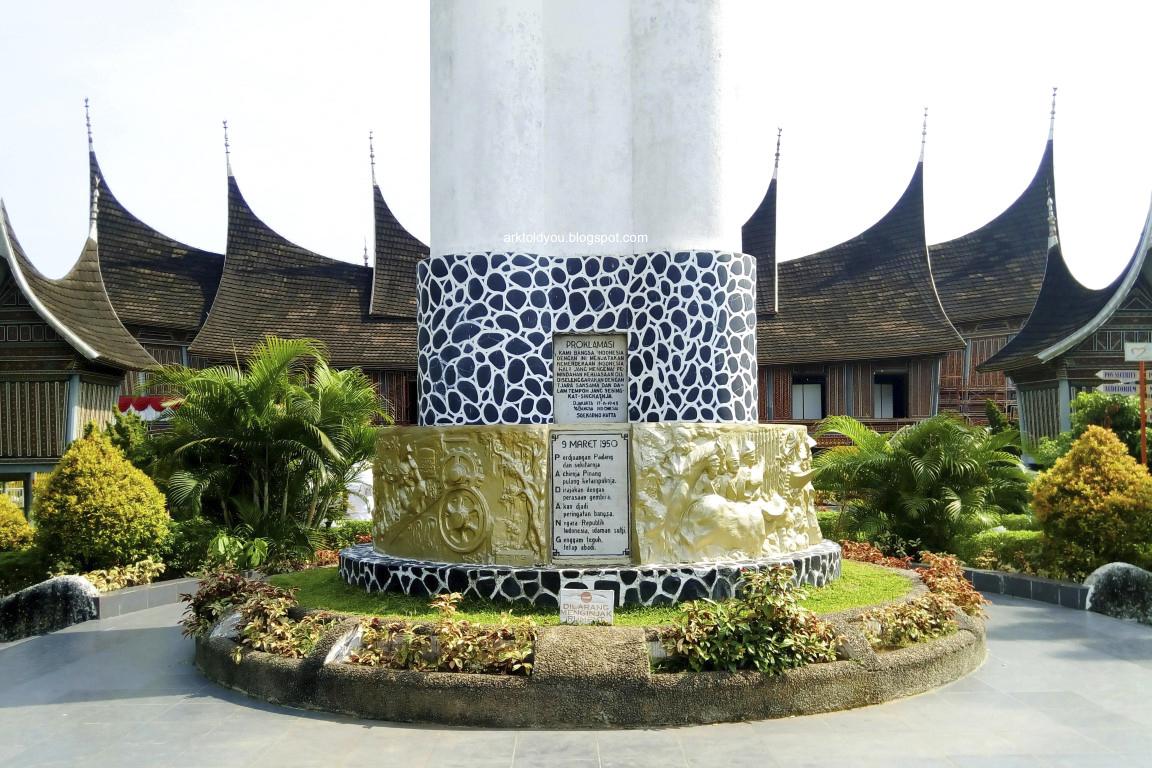 Padang Tanah Sumatera Hari Terakhir Kota Sempatkan Buat Berkunjung Museum