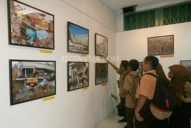 Sejarah Gempa 2009 Museum Adityawarman Padang Musium Kota