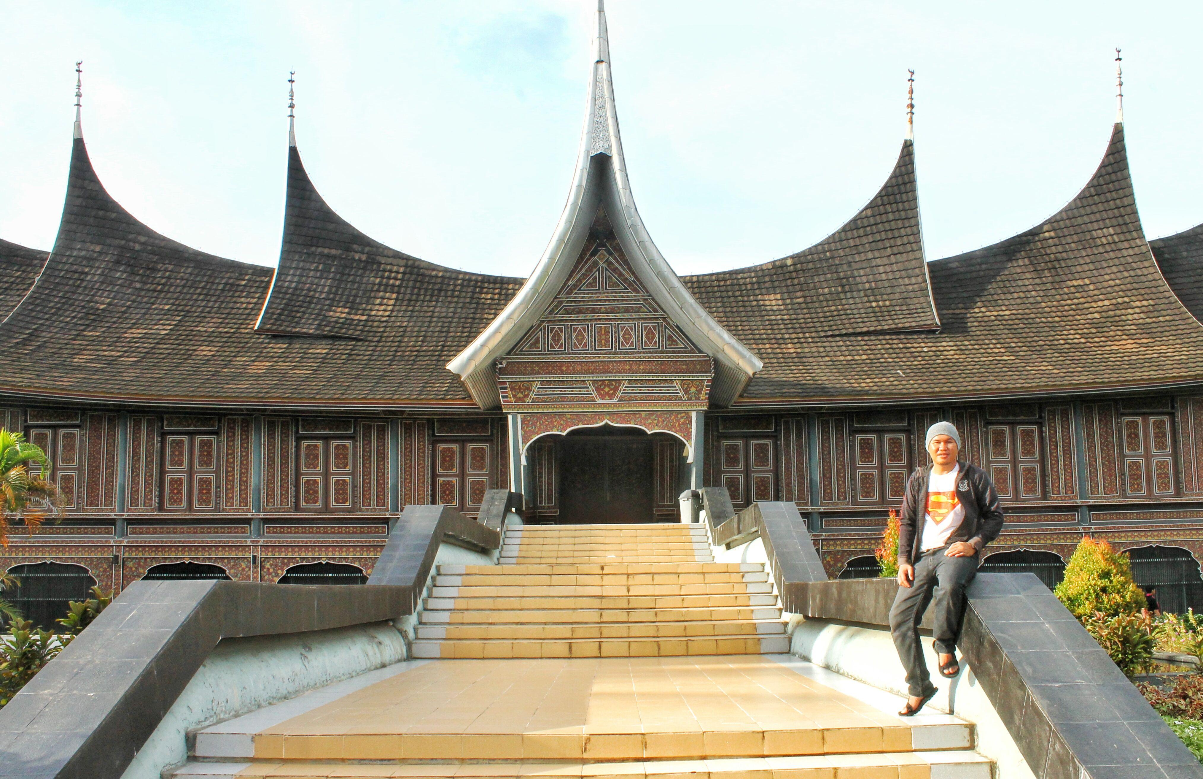 Yok Singgah Museum Adityawarman Padang Jelajah Silampung Anak Zaman Biasanya