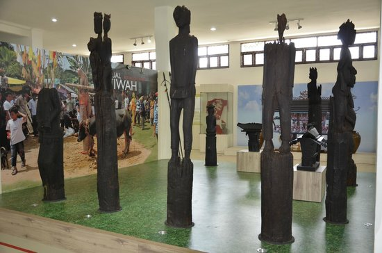 Balanga Museum Palangkaraya 2018 Photos Tripadvisor Bukit Doa Karmel Tangkiling