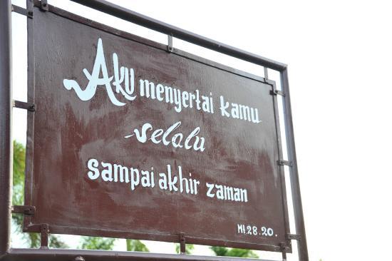 Bukit Doa Karmel Picture Tangkiling Palangkaraya Kota