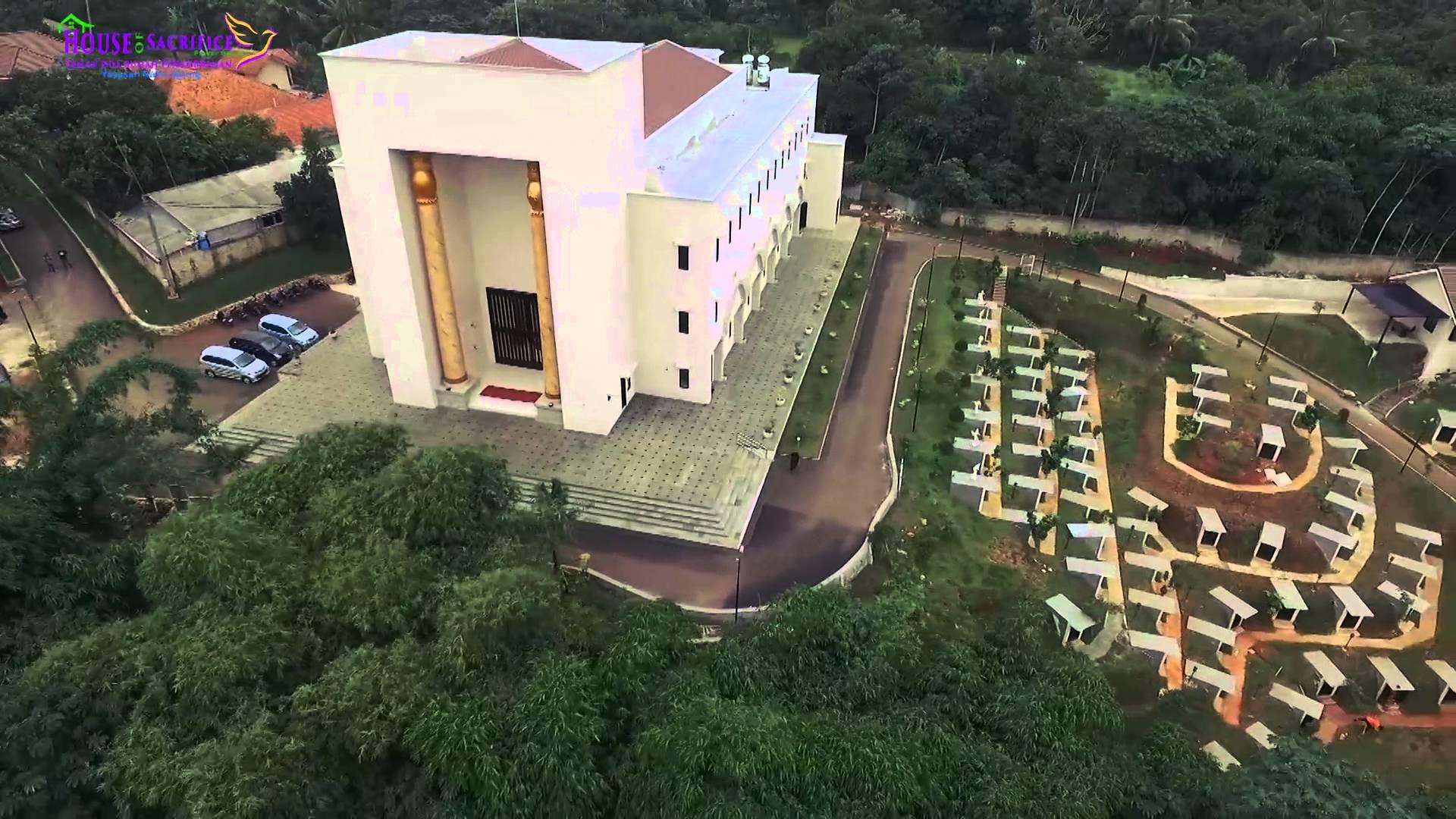 House Sacrifice Depok Youtube Bukit Doa Karmel Tangkiling Kota Palangkaraya