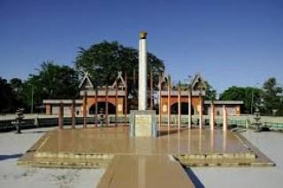 Mengenal Wisata Sejarah Tugu Kota Palangka Raya Tanahair Bukit Doa
