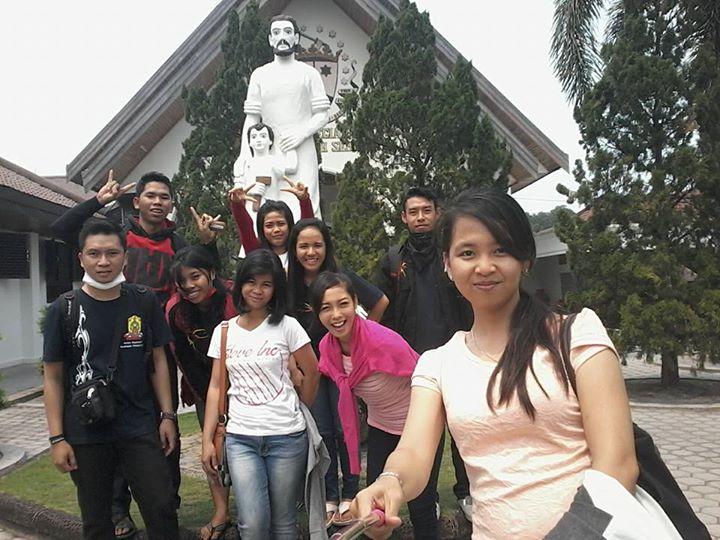 Rekoleksi Tim Komisi Kepemudaan Keuskupan Palangka Raya Menjadi Dibagi Foto