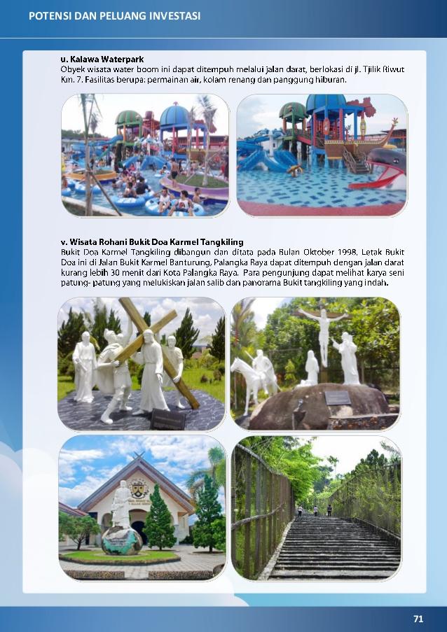 Selayang Pandang Kota Palangka Raya 2014 73 Seni Budaya Bukit