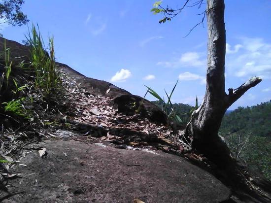 Taman Wisata Alam Tangkiling Palangkaraya Indonesia Review Bukit Doa Karmel