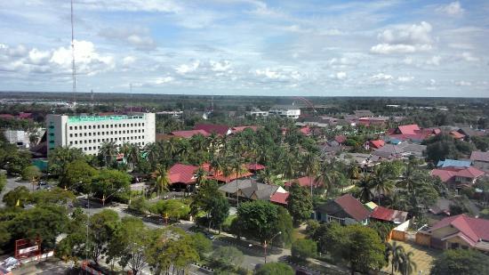 View Room 919 Palangkaraya City Picture Aquarius Boutique Hotel Bukit