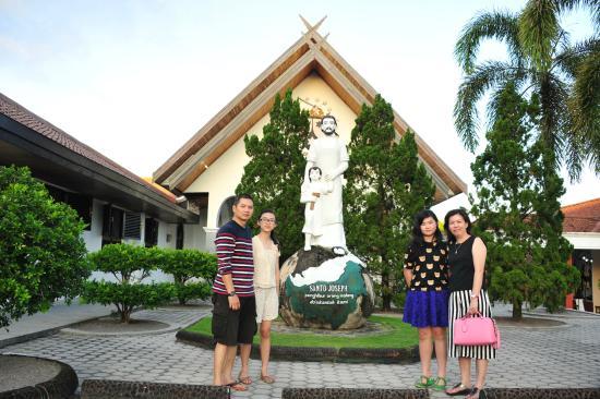 View Top Bukit Karmel Picture Doa Tangkiling Palangkaraya Kota
