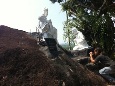 Wonderful Indonesia Kalimantan Tengah Mantyaprhodite Tanah Bukit Batu Tangkiling Yg