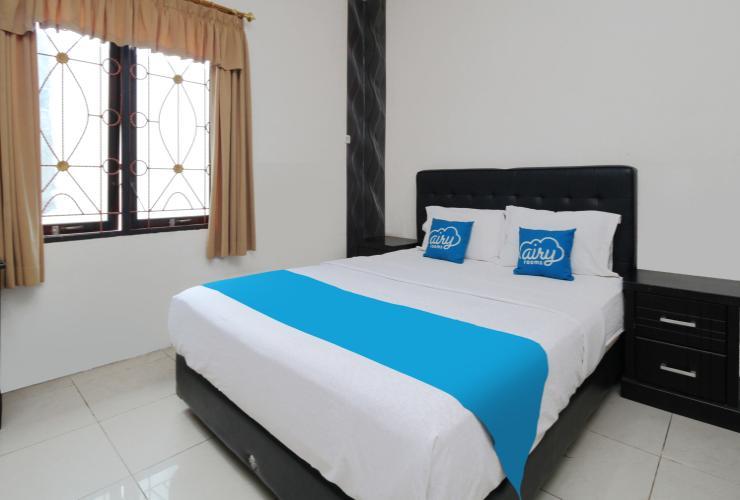 Airy Pahandut Halmahera 21 Palangkaraya Indonesia Bedroom Kalawa Waterpark Kota