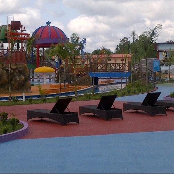 Kalawa Water Park 3 Tips 185 Visitors Waterpark Kota Palangkaraya