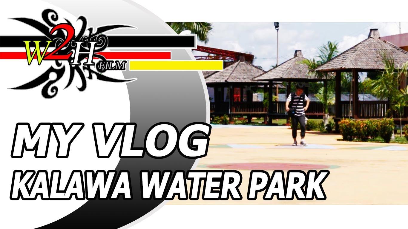 Kalawa Water Park Palangka Raya Episode 2 Youtube Waterpark Kota