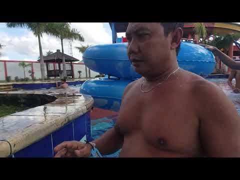 Kolam Kalawa Palangkaraya Youtube Waterpark Kota