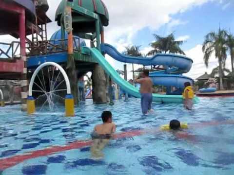Water Park Kalawa Palangka Raya Youtube Waterpark Kota Palangkaraya