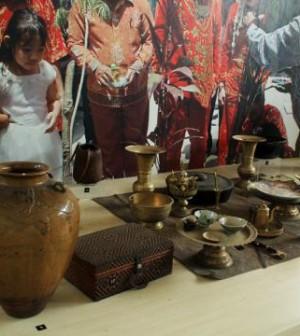 Balanga Dayak Ensiklopedia Indonesia Museum Kota Palangkaraya