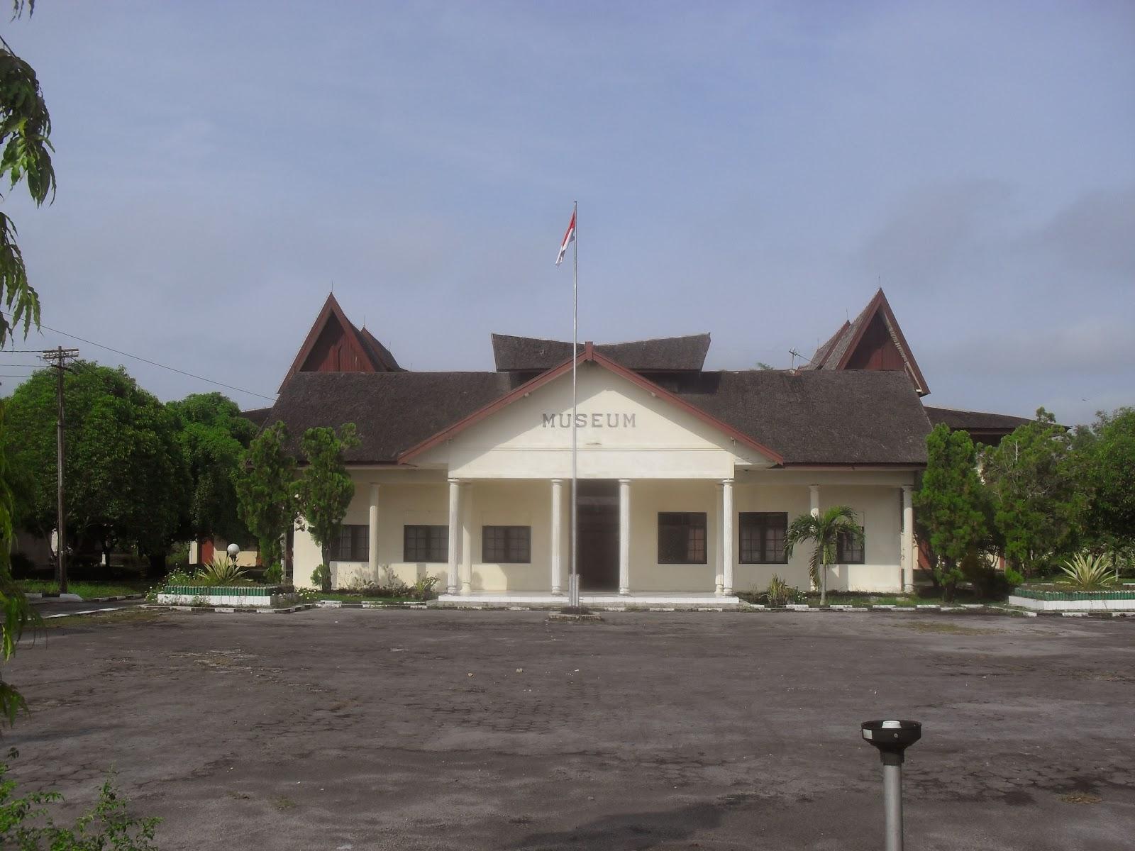 Balanga Museum Central Kalimantan Nesia Id Kota Palangkaraya