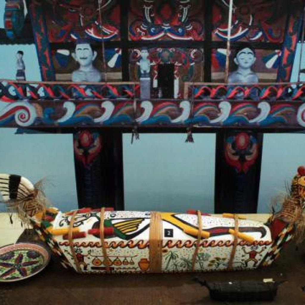 Balanga Museum Central Kalimantan Nesia Id Sample Collection Kota Palangkaraya